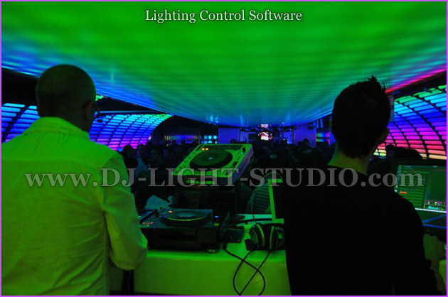 DMX Lighting Control