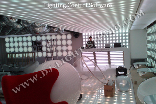 Another  How Installing New DJ Equipment and Lights Impacts Your Nightclub. Nightclub Lighting Design Installation. Home Design Ideas
